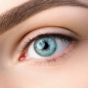 Color contact lenses